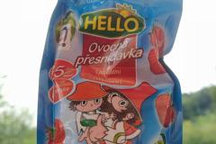 Hello Ovocná přesnídávka s jahodami