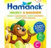 Hamánek Hrušky s banánem
