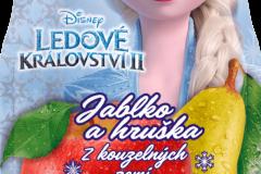 Hami Disney Ledové Království II Jablko a hruška