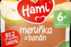 Hami meruňka a banán